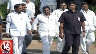 Gambar cover AK Khan Appointed As Minority Affairs Advisor | Hyderabad | V6 News
