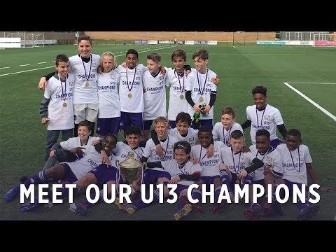 Meet Our U13 Champions!