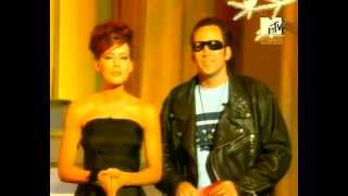 Николас Кейдж на MTV Movie Avards 2002