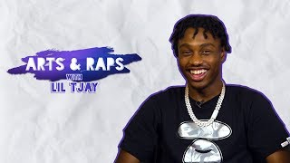 Lil Tjay Freestyles with Kids | Arts & Raps | All Def Music