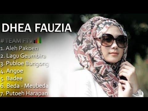 DHEA FAUZIA Full Album - LIRIK LAGU ACEH