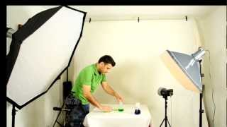 How I Shoot Stock Photography Tutorial - Cooking Stock .