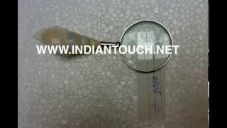 Bone Handle Magnifying Glass-indian Touch