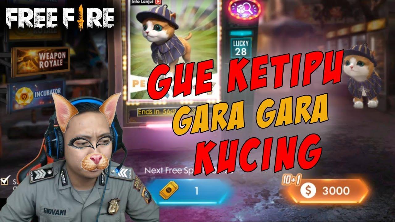 Ketipu Tips Dan Trick Dapetin Kucing Imut Puss Meong Garena Free Fire Youtube