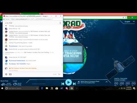 NORAD Santa Tracker Final Minutes | TBZ Trackers