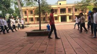 Buổi học nhảy cha cha cha đầu tiên