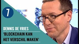 Wat is blockchain? | Dennis de Vries (KPMG) | 7DTV