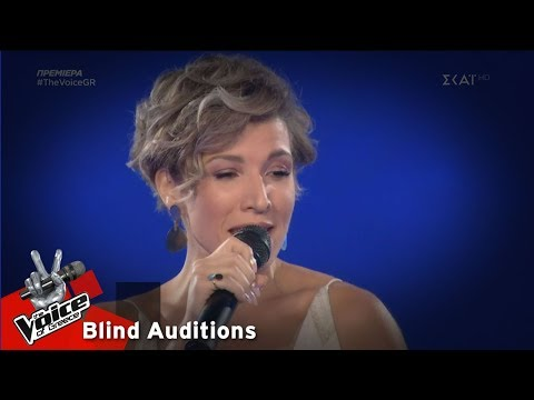 Μυρτώ Σπυροπούλου - Seven Nation Army | 1o Blind Audition | The Voice of Greece