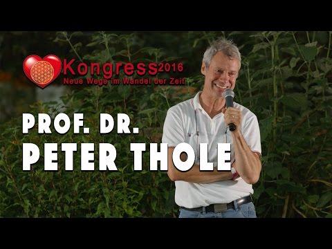 Prof. Dr. Peter Thole / Ernährung mit kaltgepressten Bio Ölen