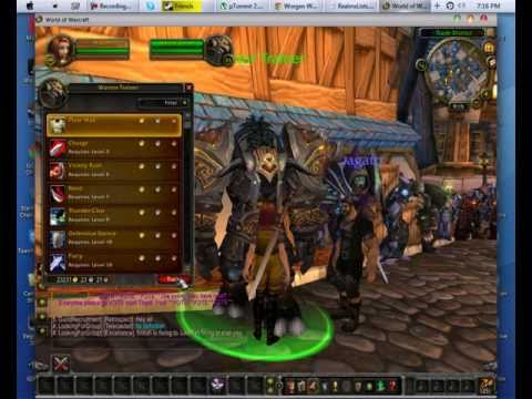 Full download molten wow world of warcraft private server starter