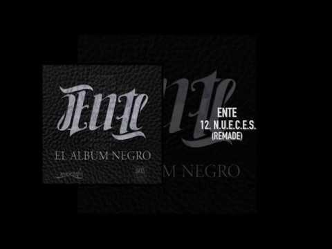 Ente - El Album Negro LP (Disco Completo)