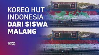 Download Mp3 Wow! Koreo Menakjubkan Dari Siswa Malang Untuk Indonesia