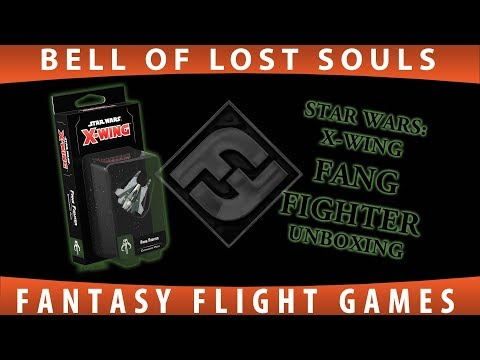 BoLS Unboxing | Fang Fighter | Star Wars: X Wing