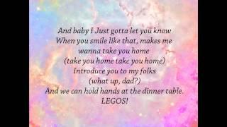 Ryan Higa Ft. Golden - S.W.G (Lyrics)