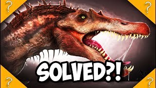 Was the SPINOSAURUS a HYBRID