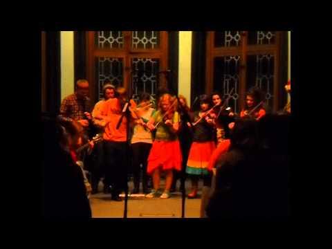 Celtic Group - Christmas Concert 2/12/11 - Set 2