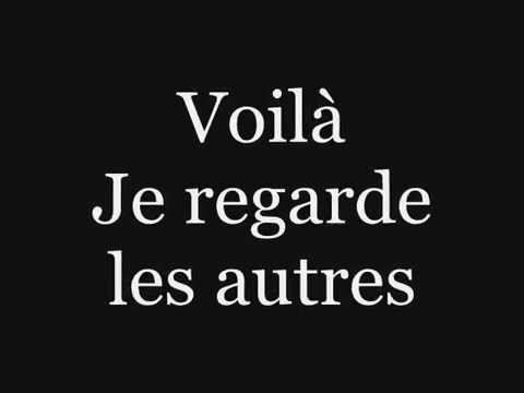 Françoise Hardy - Voilà paroles