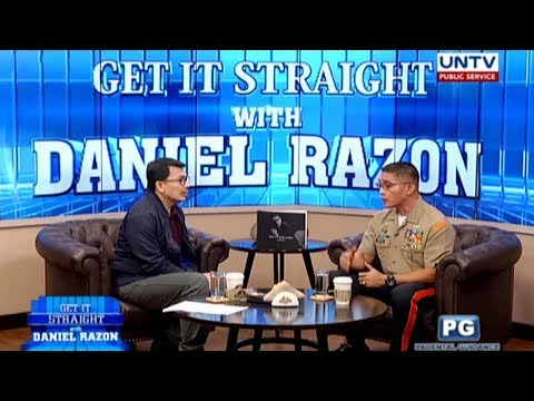 Col. Edgardo Arevalo on Marawi rehab, national security issues