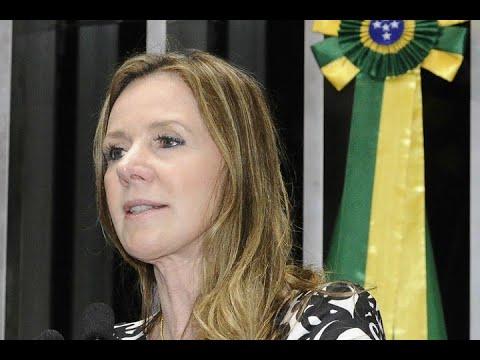Vanessa Grazziotin critica propostas de privatização do sistemas saneamento no Brasil