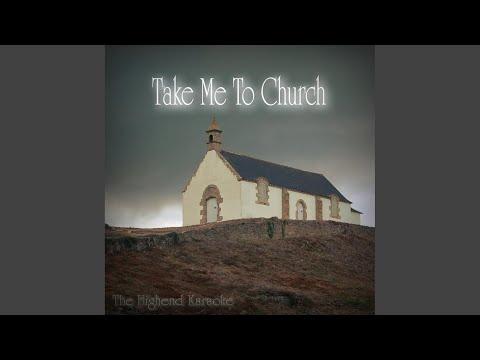 Take Me To Church (Instrumental Version Lower Key)