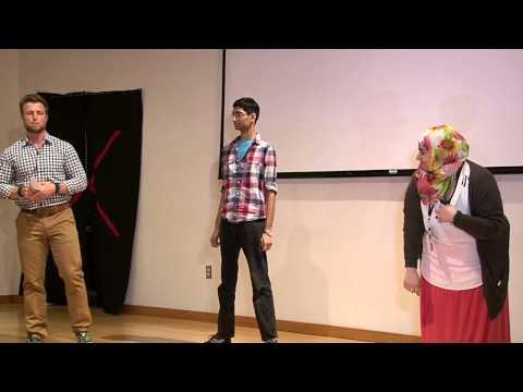 Posture: The Ultimate Lifehack   Blake Bowman   TEDxWayneStateU