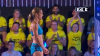 Lisa Parkes Full Run | Australian Ninja Warrior 2017