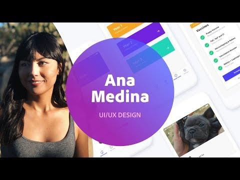 UI/UX Design with Ana Medina - 1 of 3