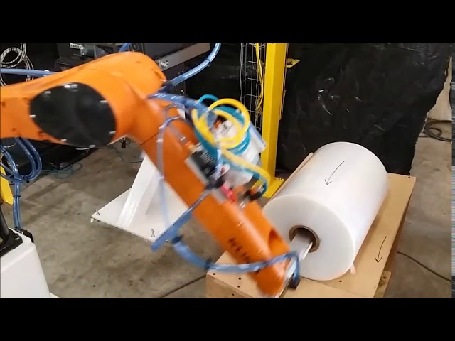 Robotic Label Application - Core | Autotec Solutions