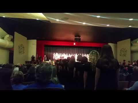 Holbrook Middle School 2017 Christmas Concert Opener