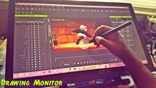 Drawing Monitor 3D art. Ugee 2150 Graphics Tablet Drawing Monitor 21.5 Inch IPS monitor