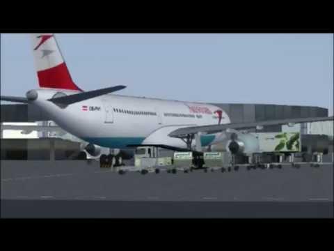 LOWW -  LOWI Shared Cockpit VATSIM Flightgear Airbus A330