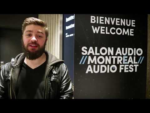 Montreal Audio Fest 2018 🎧 - A Quick Look - Salon Audio Montreal 2018