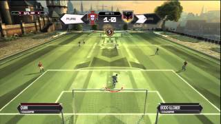 My Brother Fails at Pure Football [PS3/Gameplay]