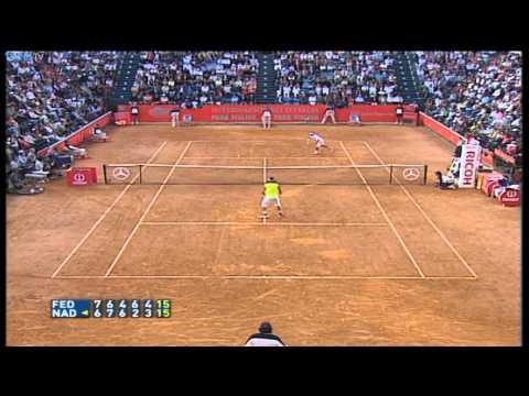Throwback Thursday: Roger Federer vs Rafael Nadal Rome 2006 Final