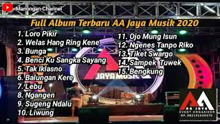 Download lagu Full Album Terbaru AA Jaya Musik 2020 ( Versi Jaranan )