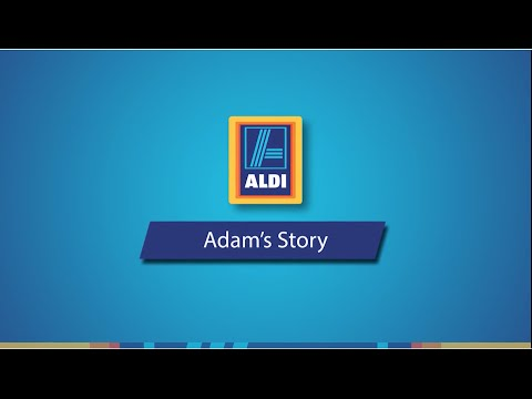 Apprenticeships at Aldi – Adam's Story