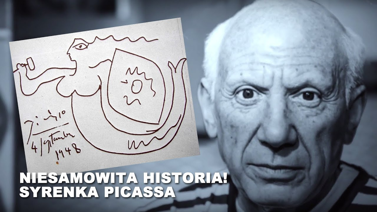 NIESAMOWITA HISTORIA SYRENKI PICASSA W WARSZAWIE!