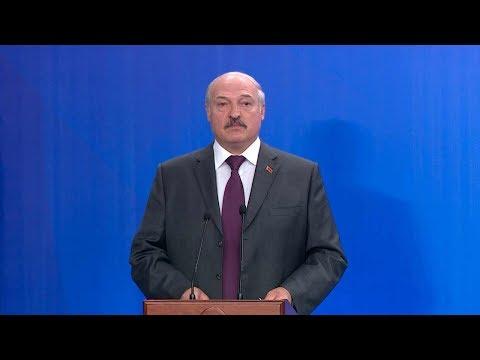 Лукашенко: мы поставили себе амбициозную задачу - превратить Беларусь в IT-страну