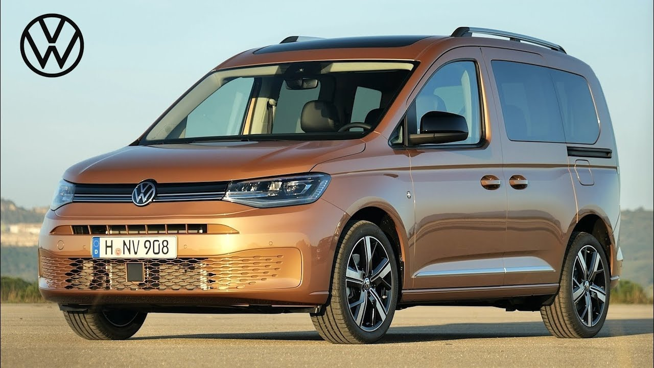 2021 Volkswagen Caddy the innovative fifth generation