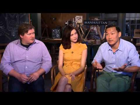 Manhattan Interview: Michael Chernus, Alexia Fast and Eddie Shin Discuss Tragedy