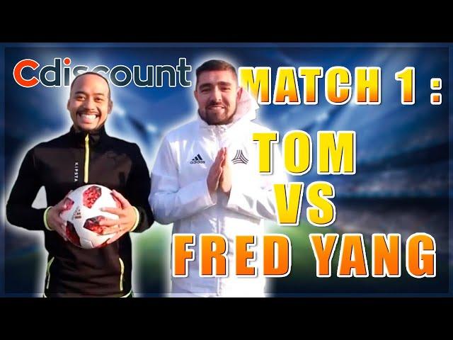 #QELMY : TOM TiF VS FRED YANG !