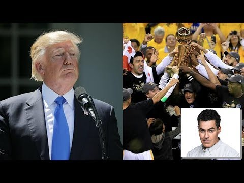 Adam Carolla On The Warriors Declining White House Visit With Trump