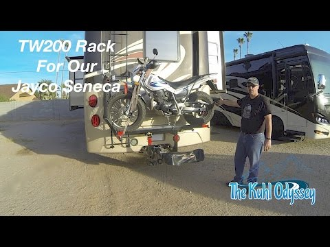 TW200 Rack for Jayco Seneca