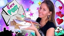 Bonusvideo FANPOST auspacken ✉ Unposting von Zuschauerbriefen 💖 Mailday