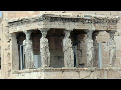 Греция . Афины (часть 1 из 2)