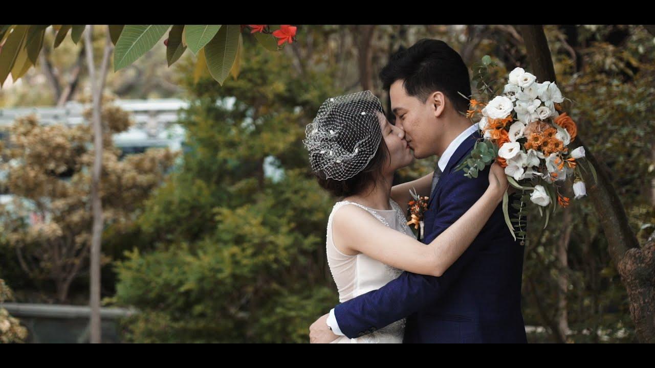台中婚錄推薦/婚錄加樂福團隊作品/与玥樓宴客/交換誓詞/York+Chloe