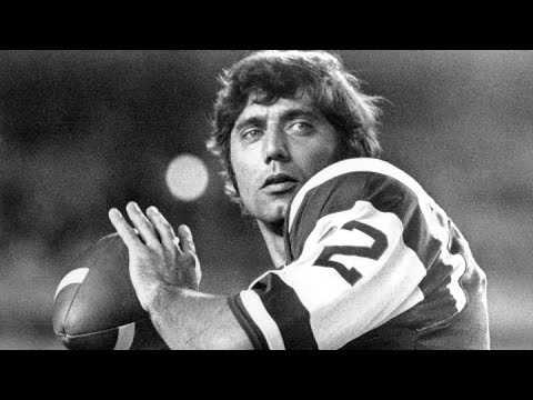 #100: Joe Namath | The Top 100: NFL