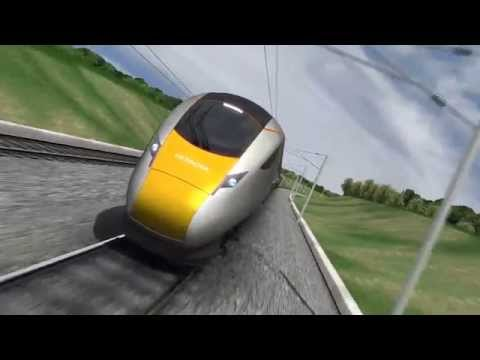 IEP trains and the impact of Hitachi's Newton Aycliffe facility in the N.East