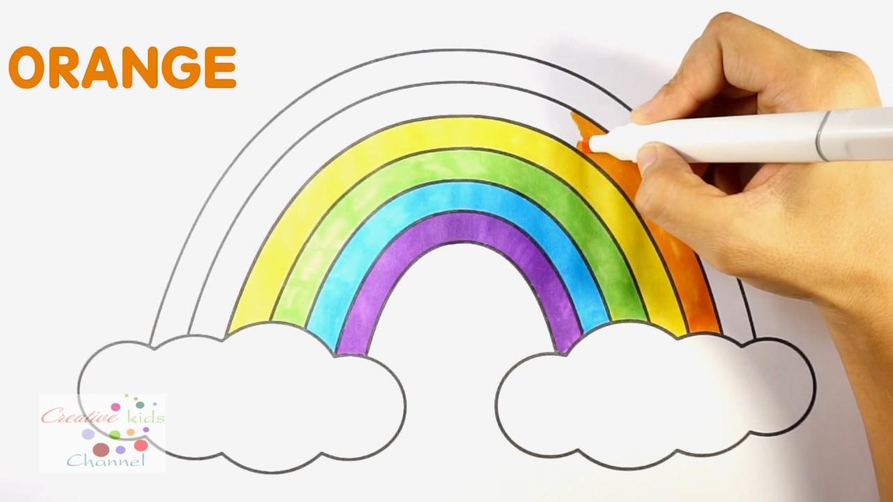 Warna Warni Untuk Mewarnai Gambar Kartun Kartun Lucu For Kids