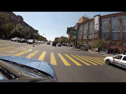 Ереван улицы города